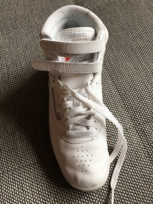 Reebok freestyle Hi sneaker weiß