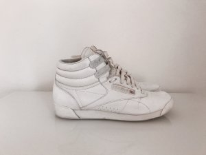 Reebok High Classic Sneaker Turnschuhe Schuhe Weiß White Hightop Hightops