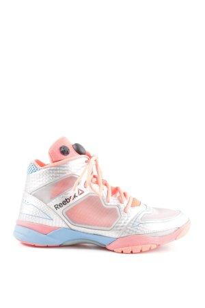 "Reebok High Top Sneaker ""studio pump 25th"""
