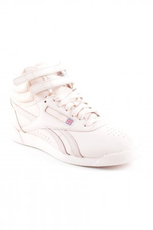 Reebok High Top Sneaker hellrosa Casual-Look