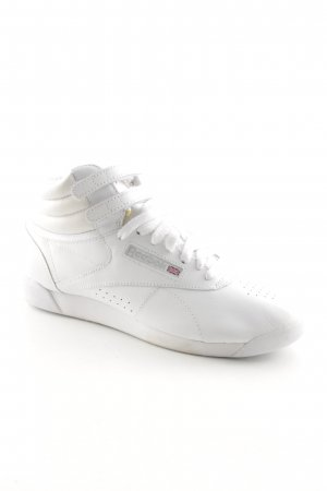 Reebok High Top Sneaker weiß Casual-Look