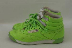 REEBOK High Tops Sneaker Gr. 38 grün