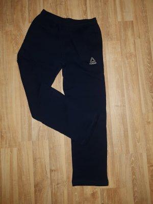 Reebok Pantalone da ginnastica blu scuro