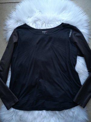 Reebok Langarmshirt Oversized Shirt Pulli
