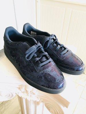 Reebok Metallic Sneaker Gr. 42,5 - indigoblau