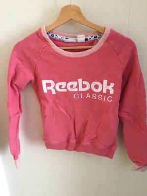 Reebok Pullover rosa