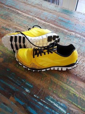 Reebok Realflex in gelb