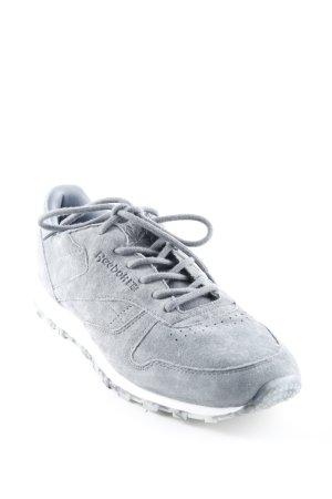 Reebok Schnürsneaker graublau-weiß sportlicher Stil