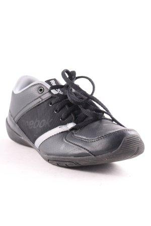 Reebok Schnürsneaker schwarz-hellgrau sportlicher Stil