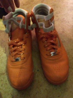 Reebok Schuhe Orange