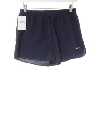 Reebok Shorts dunkelblau sportlicher Stil