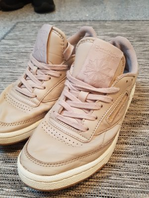 Reebok Heel Sneakers silver-colored-oatmeal