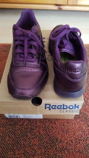 Reebok Sneaker Aubergine  metallic