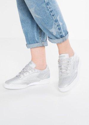 Reebok, Sneaker Club C 85 in silber