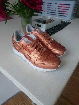 Reebok Sneaker Face x Stockholm Rosé Bronze