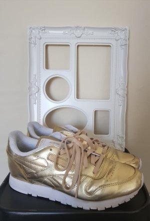 reebok sneaker Gold gr. 39