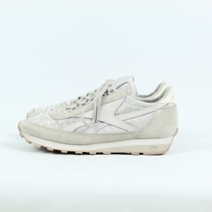 REEBOK Sneaker Gr. 37 1/2 silber Samt (19/10/165)