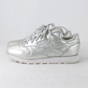 Reebok Sneaker Gr. 37,5 silber (18/10/338)