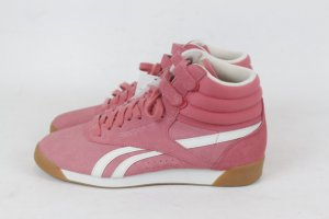 REEBOK Sneaker High Tops Turnschuh Gr. 38,5 rosa neu mit Etikett