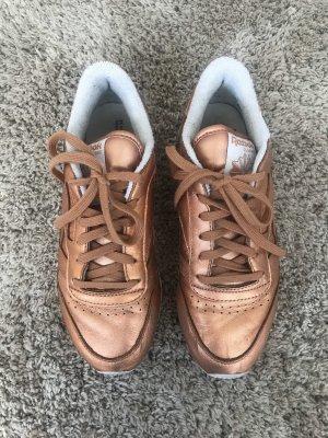Reebok Sneaker in kupfer Größe 38