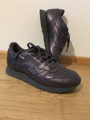 Reebok Sneaker metallic