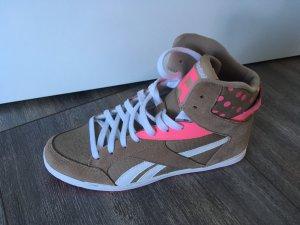 Reebok High Top Sneaker beige-apricot