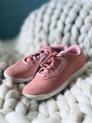 Reebok Sneaker rosa Leder classic 38 NEU