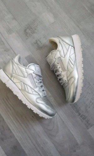 Reebok Sneaker Silber Größe 37