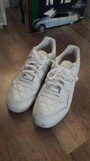 Reebok Sneaker Sneakers Low Dance Fit Retro Weiß 40