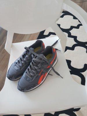 Reebok Sneaker Sportschuhe 39 40 Kamouflage Orange
