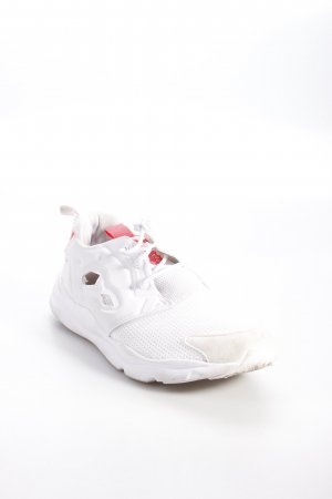 Reebok Trainers White Cut Outs