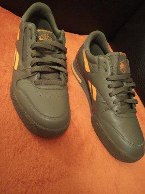Reebok High Top Sneaker green grey