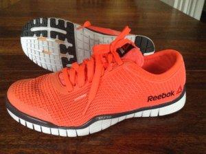 Reebok Sneakers Neonorange 38,5