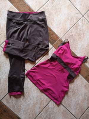 Reebok Sport Outfit Size S - Hose & Top