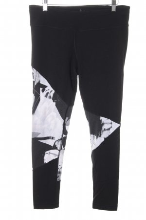 Reebok Trackies abstract pattern athletic style