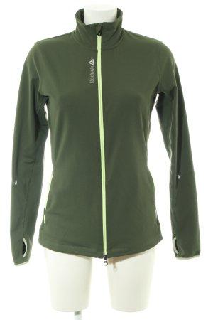 Reebok Sports Jacket khaki casual look