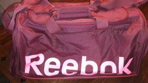 Reebok Bolsa de gimnasio rosa-púrpura
