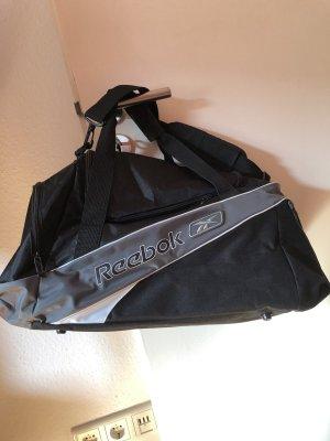Reebok Sporttasche Reisetasche schwarz