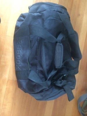 Reebok Sporttasche schwarz