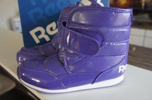 Reebok Botas de nieve violeta oscuro