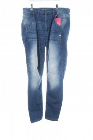 Reebok Stretch Jeans blau Casual-Look