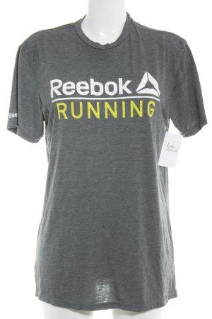 Reebok T-Shirt meliert sportlicher Stil