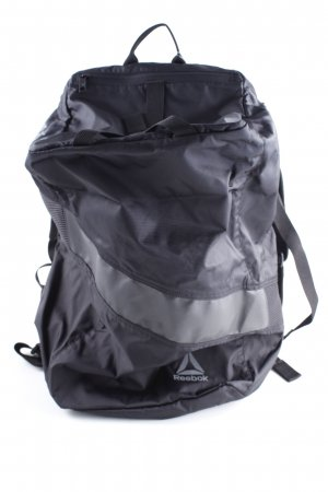 Reebok Trekking Backpack black casual look