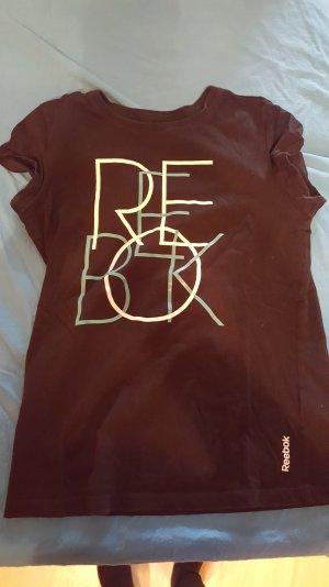 Reebok Tshirt mit Aufdruck