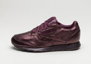 Reebok x Face Stockholm Classic Leather Plum (Pflaume)