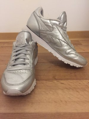 Reebok x FACE Stockholm Sneakers in Silber