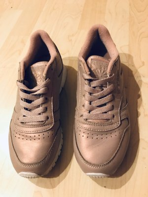 Reebok Lace-Up Sneaker rose-gold-coloured