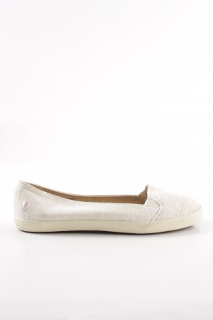 Reef Slip-on Shoes natural white casual look