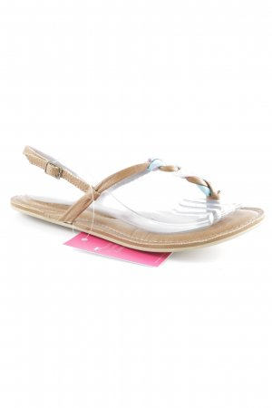 Reef Toe-Post sandals multicolored casual look