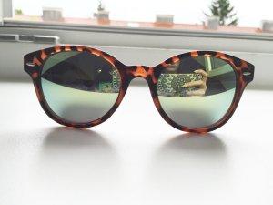 Reflektierende Sonnenbrille